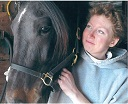 Canada horsewoman Rose Sinclair