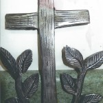 Cross and vine